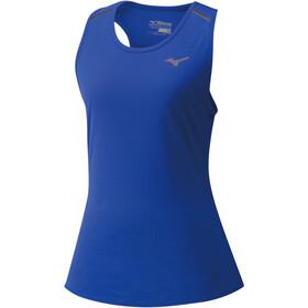 Mizuno Solarcut Débardeur Femme, dazzling blue